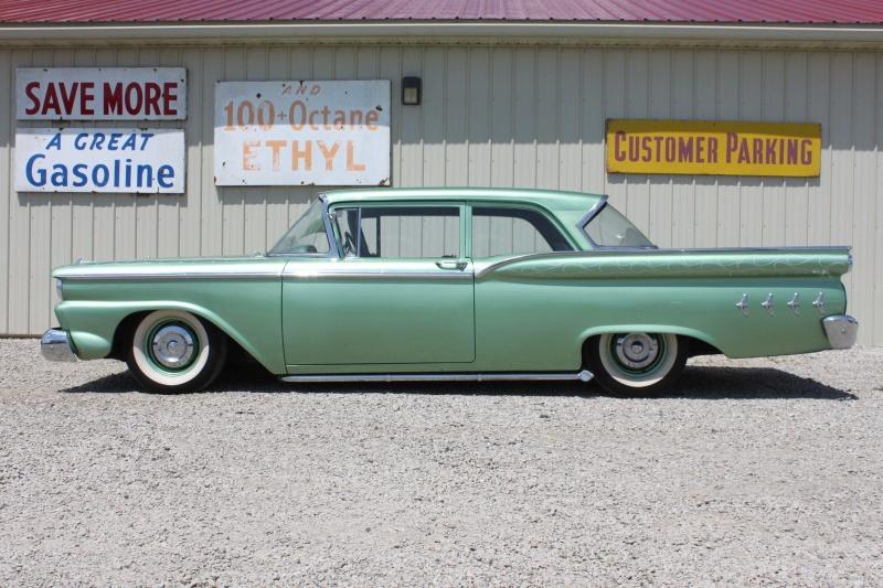 Ford 1959 custom & mild custom - Page 3 111