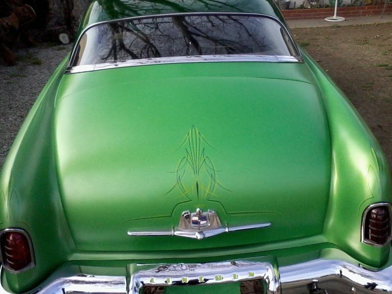 Lincoln 1949 - 1951 custom & mild custom 1113