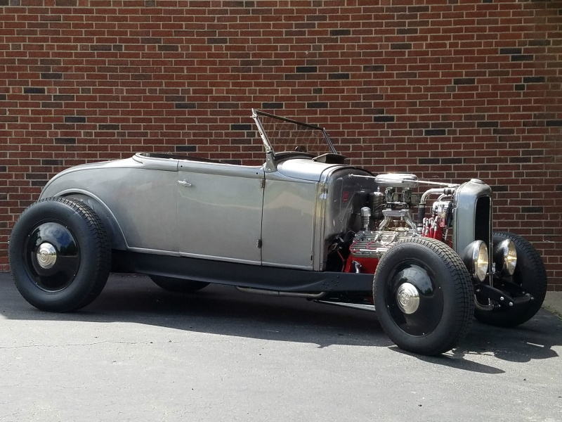 Ford 1931 Hot rod - Page 5 119