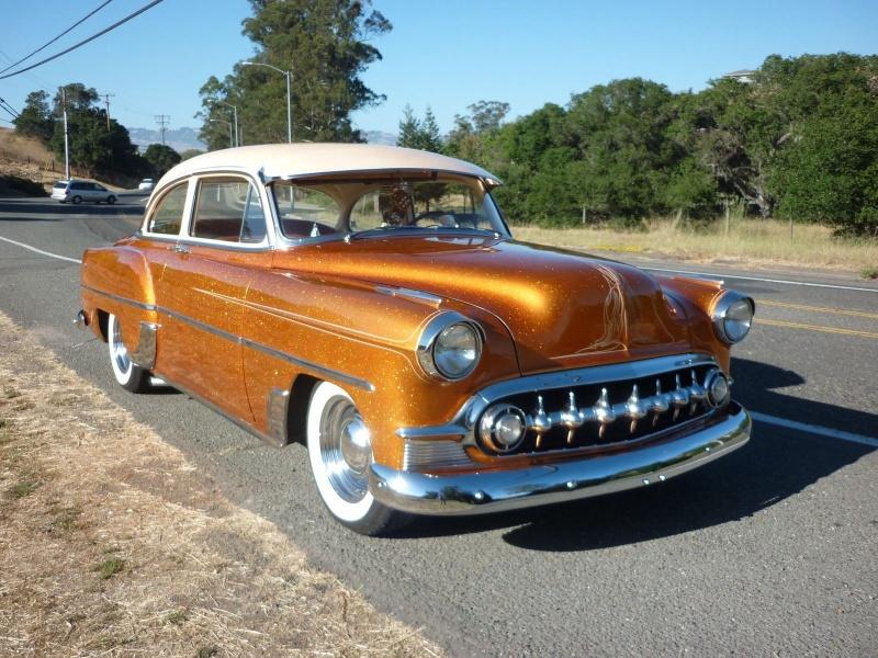 Chevy 1953 - 1954 custom & mild custom galerie - Page 13 122