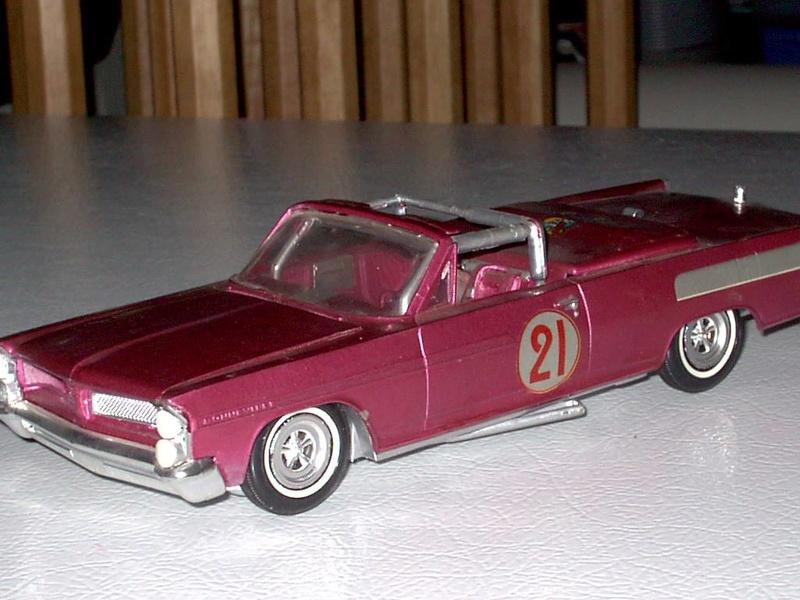 Vintage built automobile model kit survivor - Hot rod et Custom car maquettes montées anciennes - Page 5 12356810