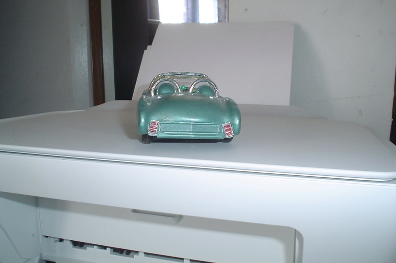 Vintage built automobile model kit survivor - Hot rod et Custom car maquettes montées anciennes - Page 5 12362810