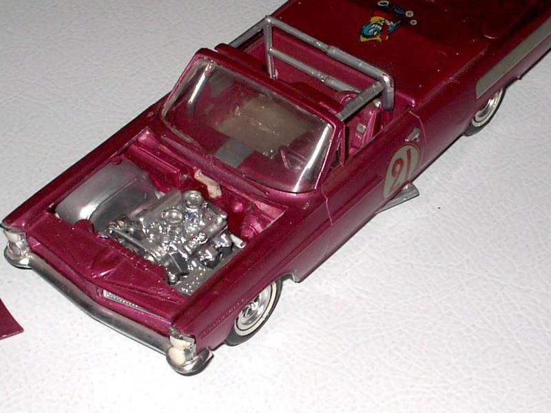 Vintage built automobile model kit survivor - Hot rod et Custom car maquettes montées anciennes - Page 5 12363110