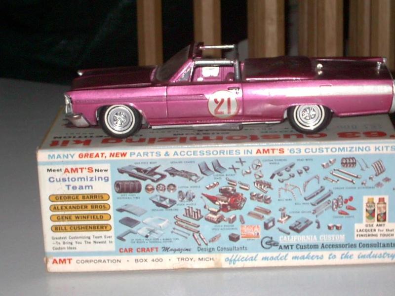 Vintage built automobile model kit survivor - Hot rod et Custom car maquettes montées anciennes - Page 5 12365910