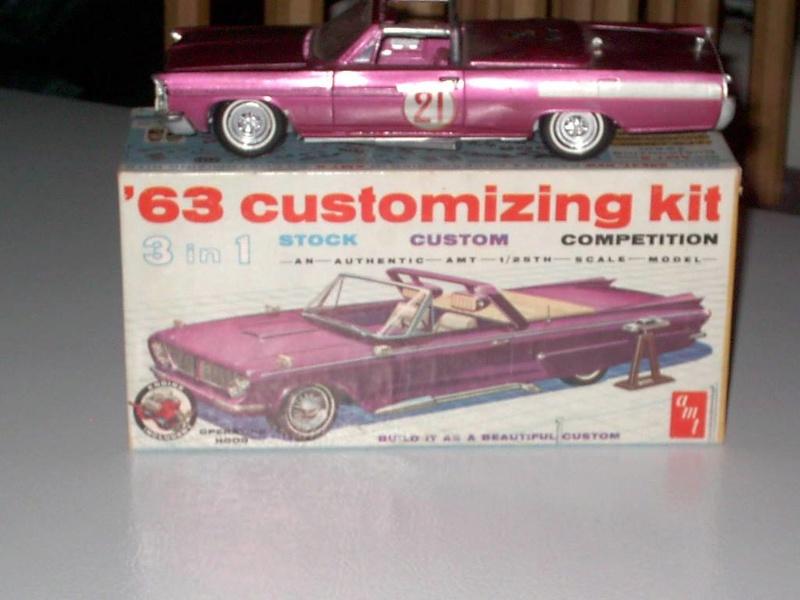 Vintage built automobile model kit survivor - Hot rod et Custom car maquettes montées anciennes - Page 6 12370810