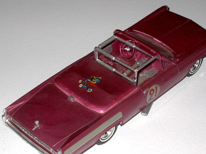 Vintage built automobile model kit survivor - Hot rod et Custom car maquettes montées anciennes - Page 6 12371110