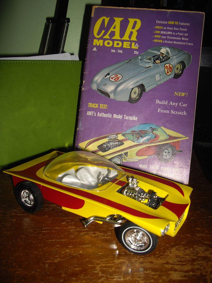Vintage built automobile model kit survivor - Hot rod et Custom car maquettes montées anciennes - Page 6 12417710