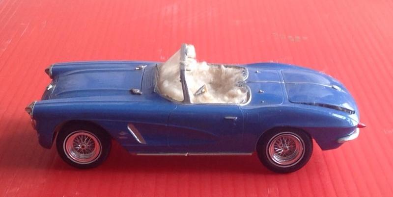 Vintage built automobile model kit survivor - Hot rod et Custom car maquettes montées anciennes - Page 6 12418010
