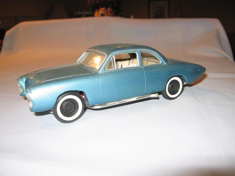 Vintage built automobile model kit survivor - Hot rod et Custom car maquettes montées anciennes - Page 6 12465910