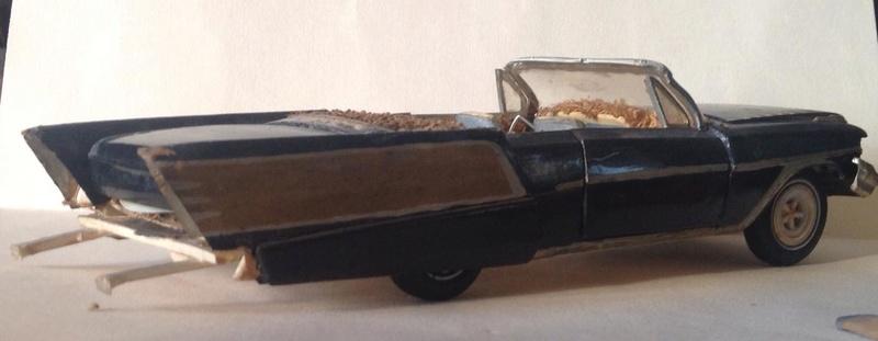 Vintage built automobile model kit survivor - Hot rod et Custom car maquettes montées anciennes - Page 5 12496210