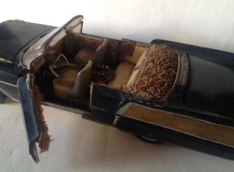 Vintage built automobile model kit survivor - Hot rod et Custom car maquettes montées anciennes - Page 5 12508610