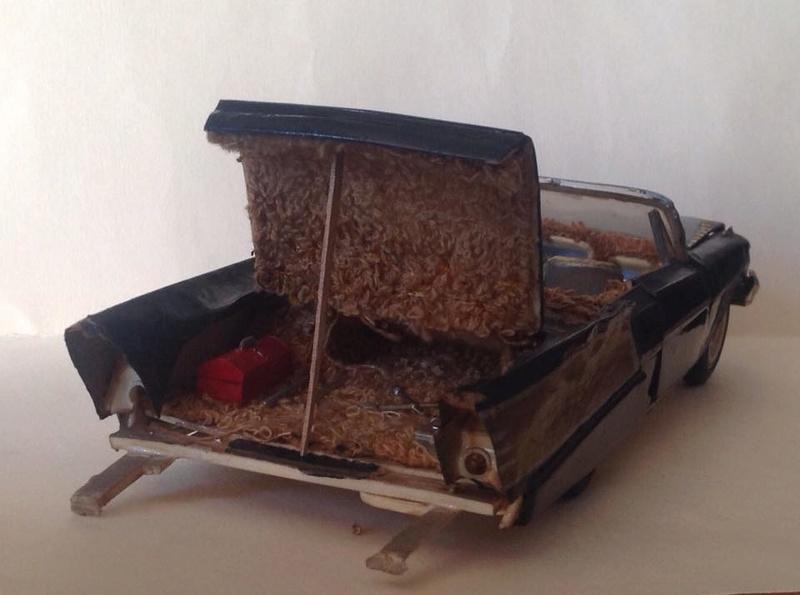Vintage built automobile model kit survivor - Hot rod et Custom car maquettes montées anciennes - Page 5 12508910