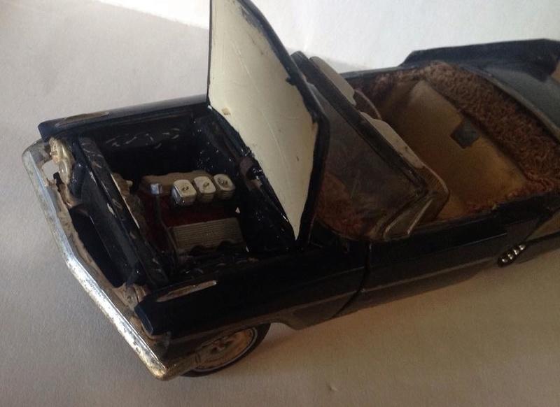 Vintage built automobile model kit survivor - Hot rod et Custom car maquettes montées anciennes - Page 5 12509510