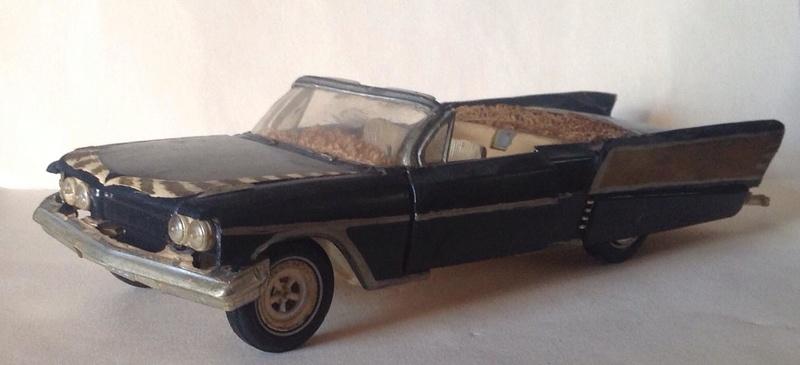 Vintage built automobile model kit survivor - Hot rod et Custom car maquettes montées anciennes - Page 5 12513810