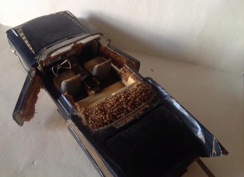 Vintage built automobile model kit survivor - Hot rod et Custom car maquettes montées anciennes - Page 5 12552910