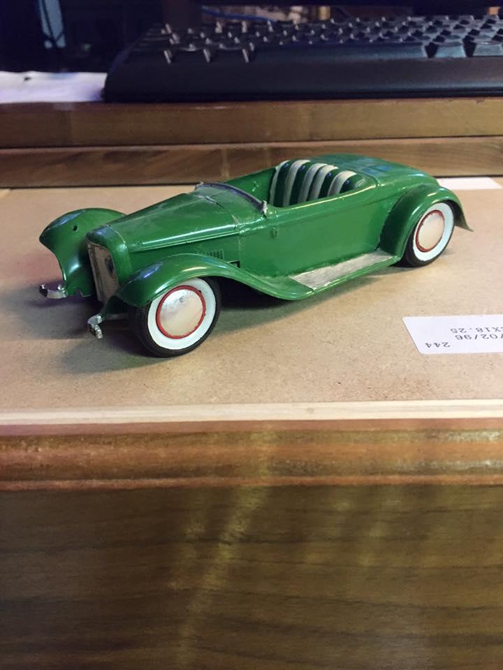Vintage built automobile model kit survivor - Hot rod et Custom car maquettes montées anciennes - Page 5 12670010