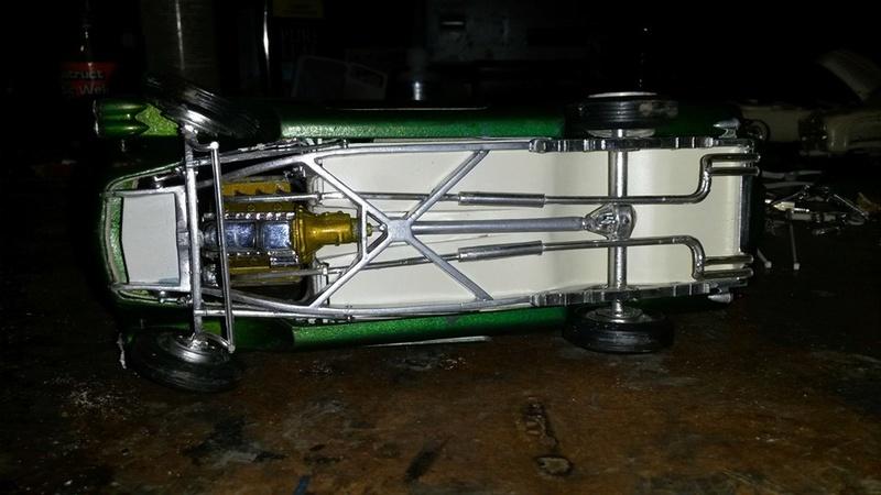 Vintage built automobile model kit survivor - Hot rod et Custom car maquettes montées anciennes - Page 5 12670310