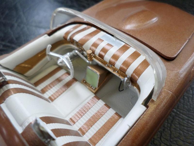 Vintage built automobile model kit survivor - Hot rod et Custom car maquettes montées anciennes - Page 5 12694810