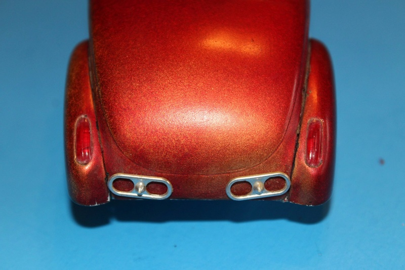 Vintage built automobile model kit survivor - Hot rod et Custom car maquettes montées anciennes - Page 5 12696910