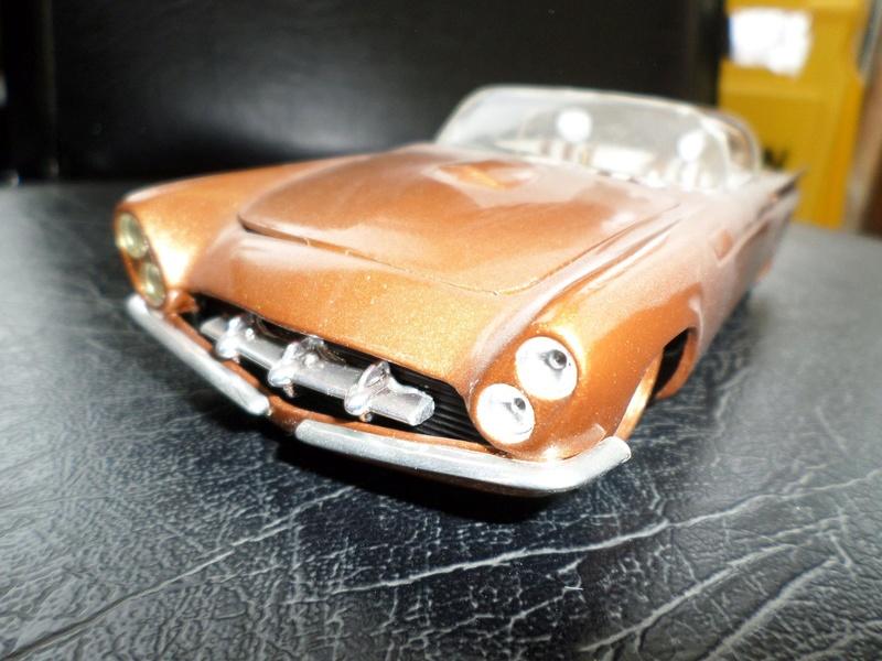 Vintage built automobile model kit survivor - Hot rod et Custom car maquettes montées anciennes - Page 5 12698210
