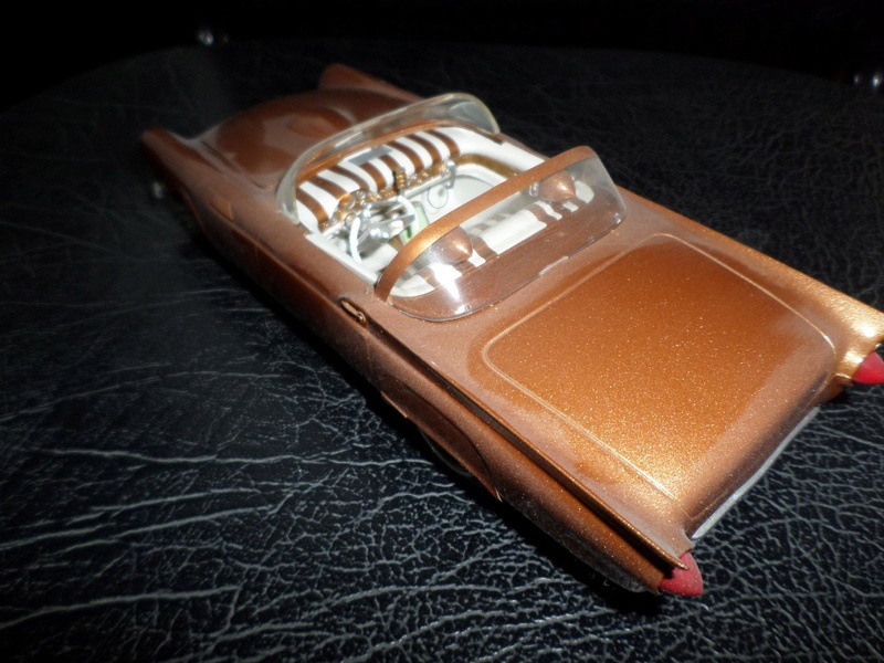 Vintage built automobile model kit survivor - Hot rod et Custom car maquettes montées anciennes - Page 5 12710810