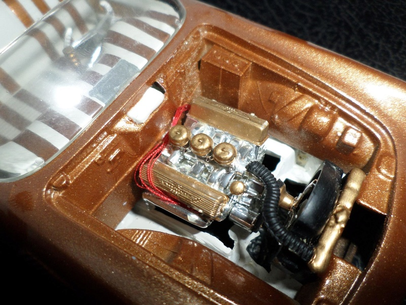 Vintage built automobile model kit survivor - Hot rod et Custom car maquettes montées anciennes - Page 5 12716310