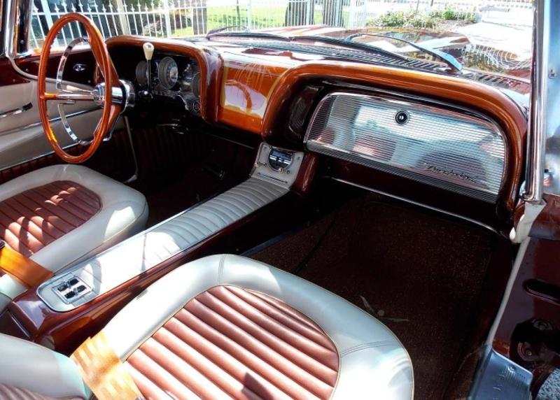 Ford Thunderbird 1958 - 1960 custom & mild custom - Page 3 1311