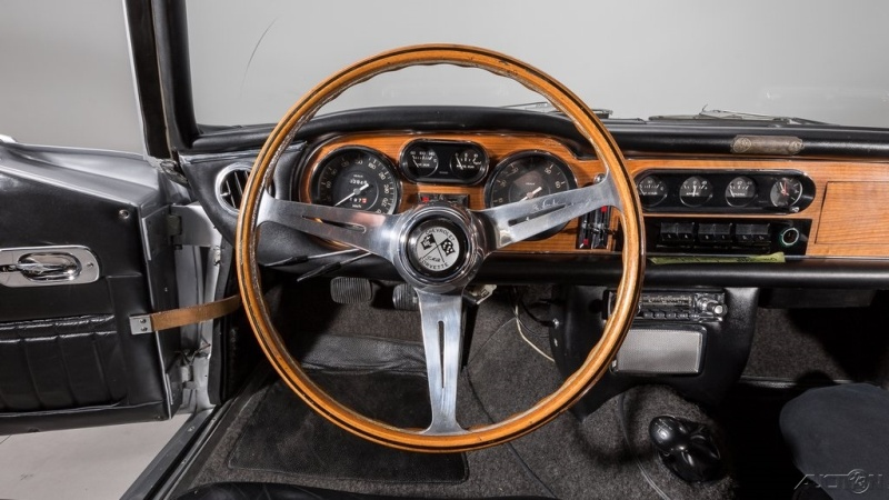 1954 Corvette Ghia Aigle 1314