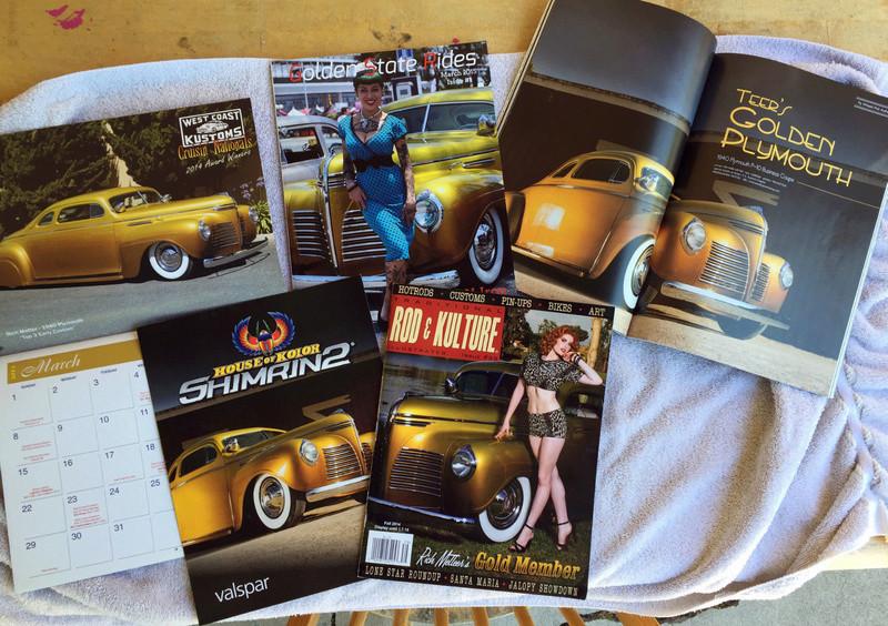 Mopar 1940 - 1950 custom & mild custom - Page 3 1321