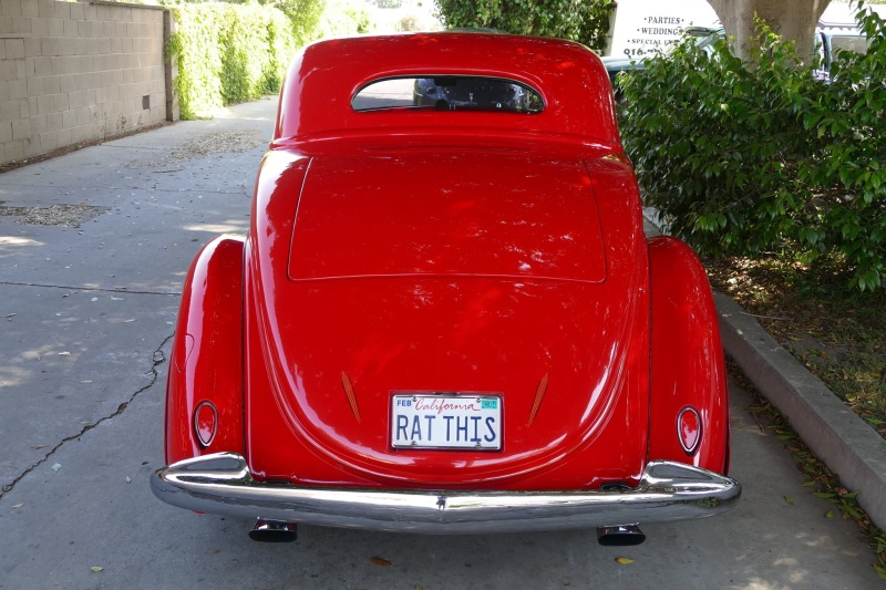 Ford 1935 - 38 custom & mild custom - Page 5 13392010