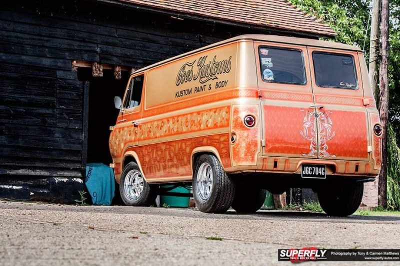 Ford Econoline 1961 - 1967 13403711