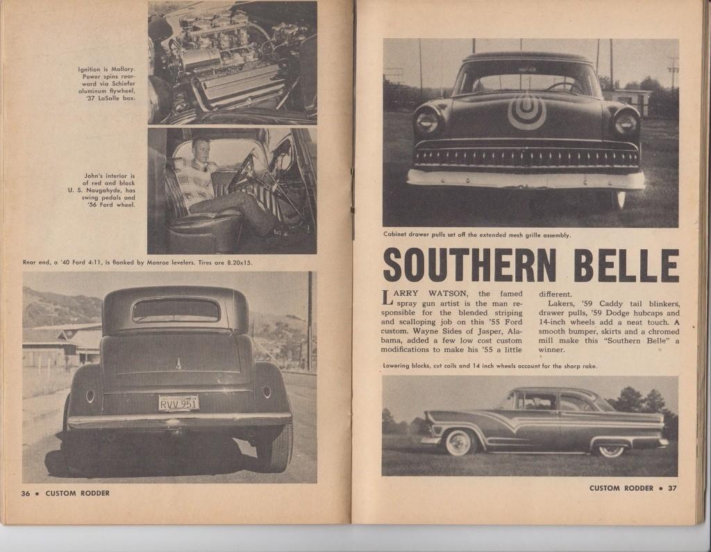Custom Rodder Magazine June 1961 13411910