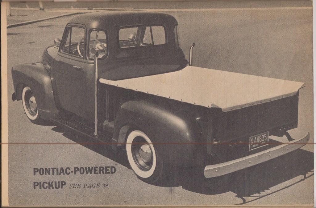 Custom Rodder Magazine June 1961 13412211
