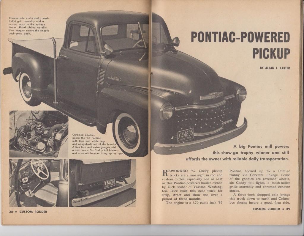 Custom Rodder Magazine June 1961 13415411