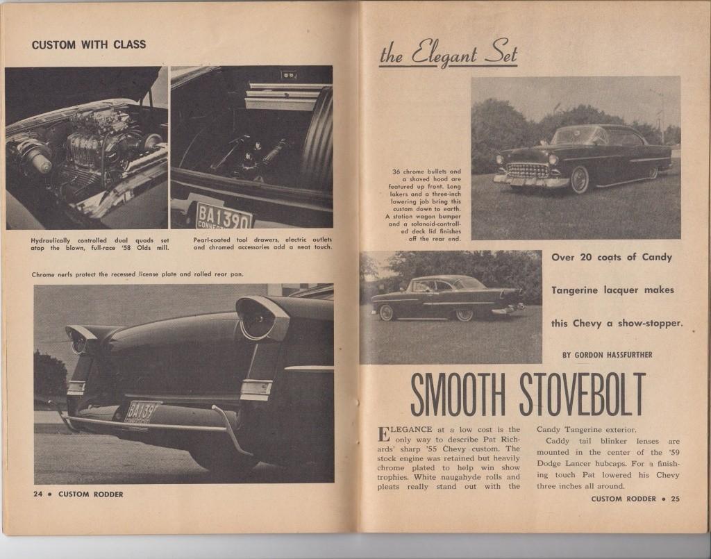 Custom Rodder Magazine June 1961 13415512