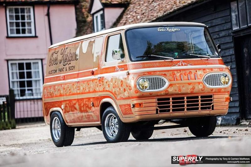 Ford Econoline 1961 - 1967 13416710