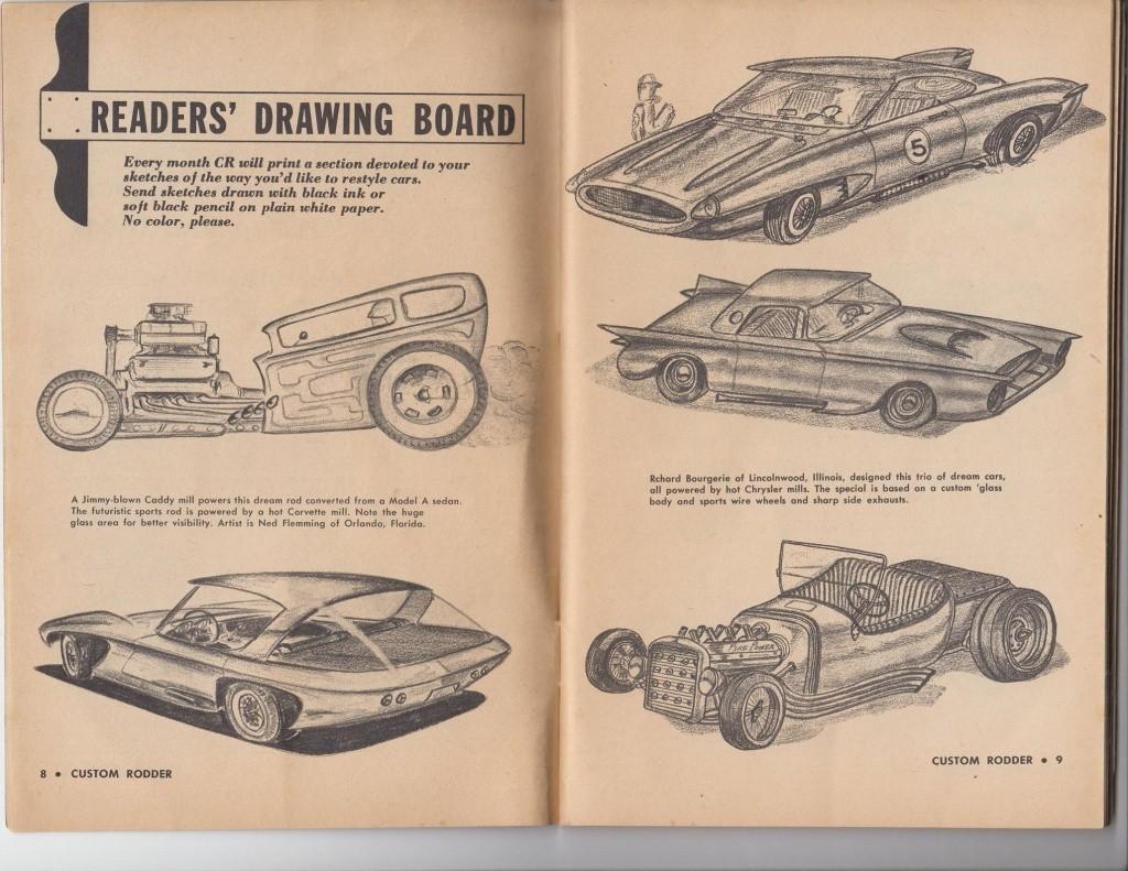 Custom Rodder Magazine June 1961 13416711