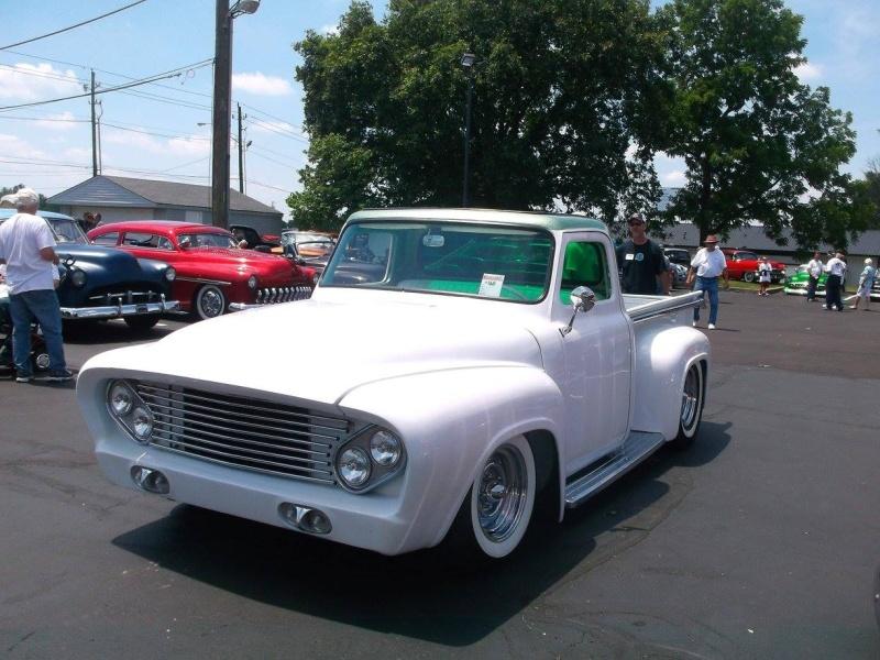 Ford Pick Up 1953 - 1956 custom & mild custom - Page 4 13416810