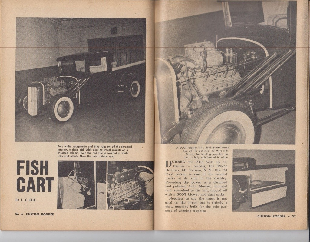 Custom Rodder Magazine June 1961 13416912