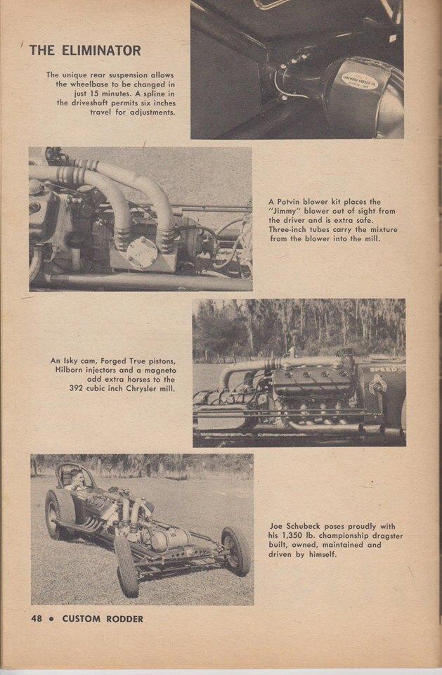 Custom Rodder Magazine June 1961 13417410