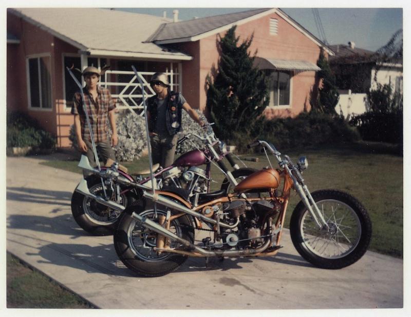 Photo Vintage -vintage pics - Chopper & Bobber - Page 3 13422310