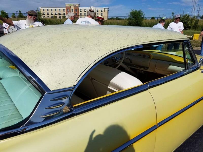 Lincoln  1952 - 1955 custom & mild custom - Page 2 13432310