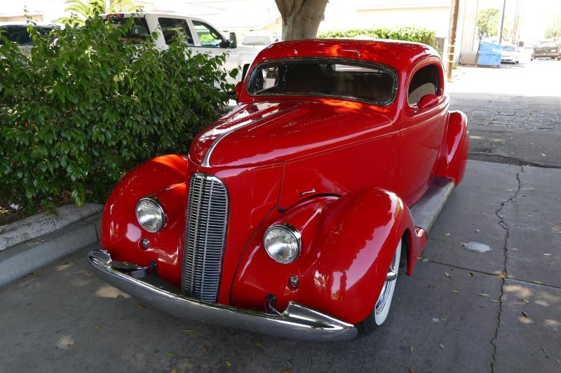 Ford 1935 - 38 custom & mild custom - Page 5 13433113