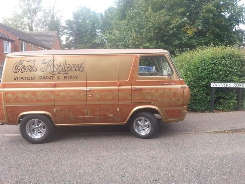 Ford Econoline 1961 - 1967 13435410