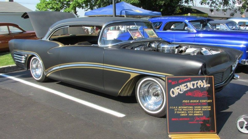 1955 Buick - The Oriental 13442110