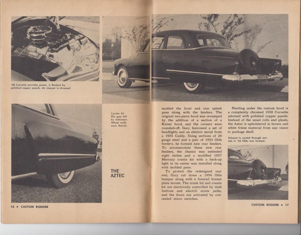 Custom Rodder Magazine June 1961 13443212