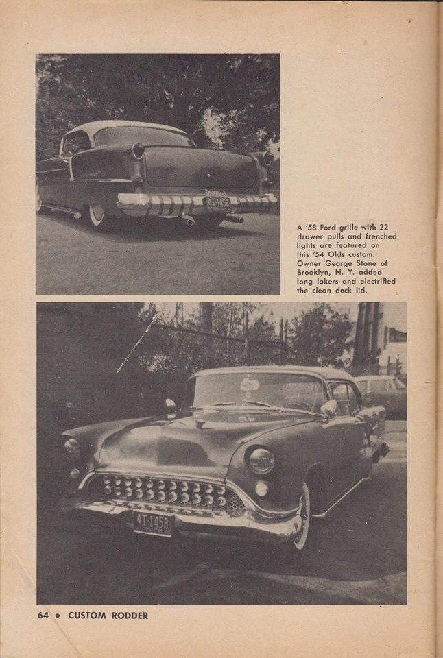 Custom Rodder Magazine June 1961 13445711