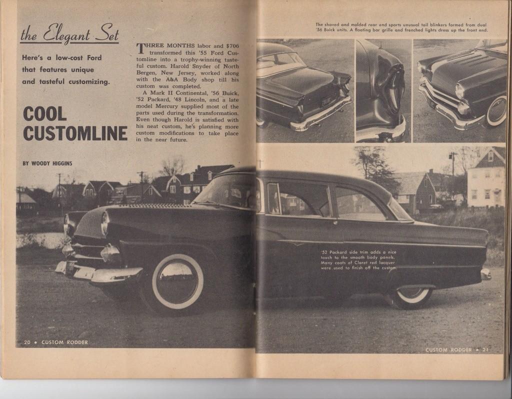 Custom Rodder Magazine June 1961 13475011
