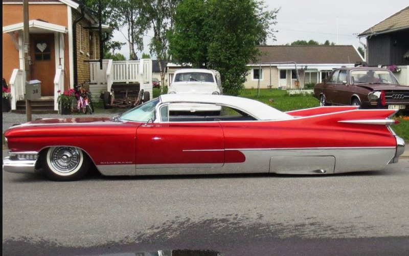 Cadillac 1959 - 1960 custom & mild custom - Page 3 13475210