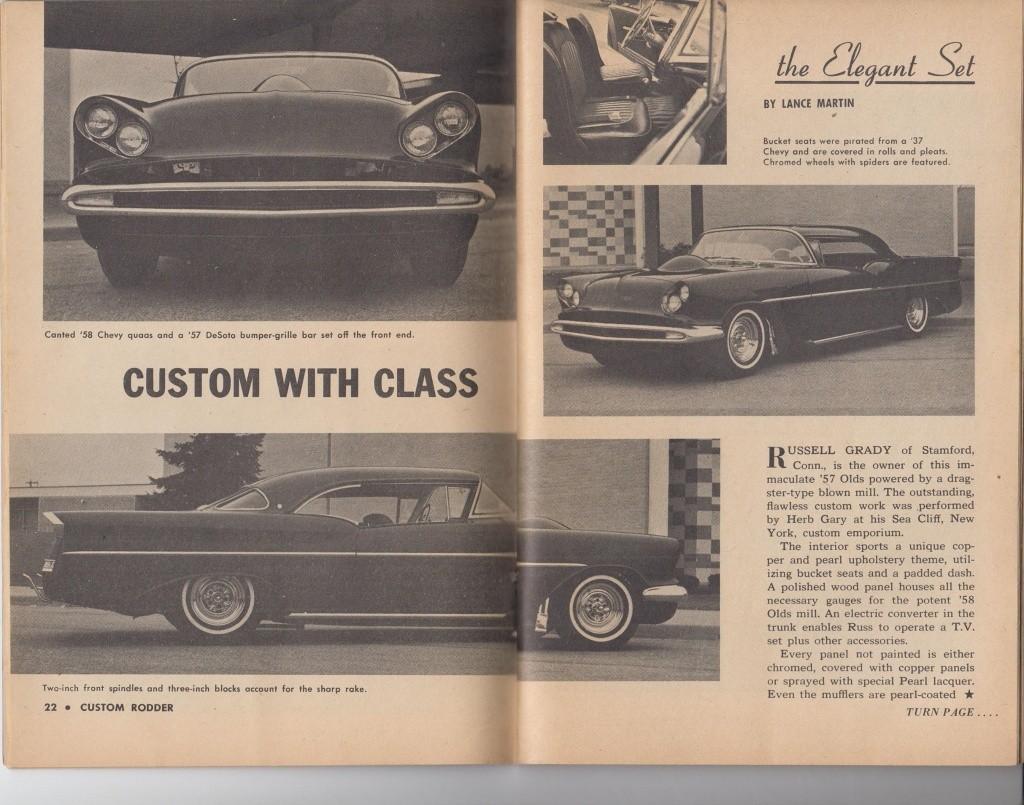 Custom Rodder Magazine June 1961 13482910